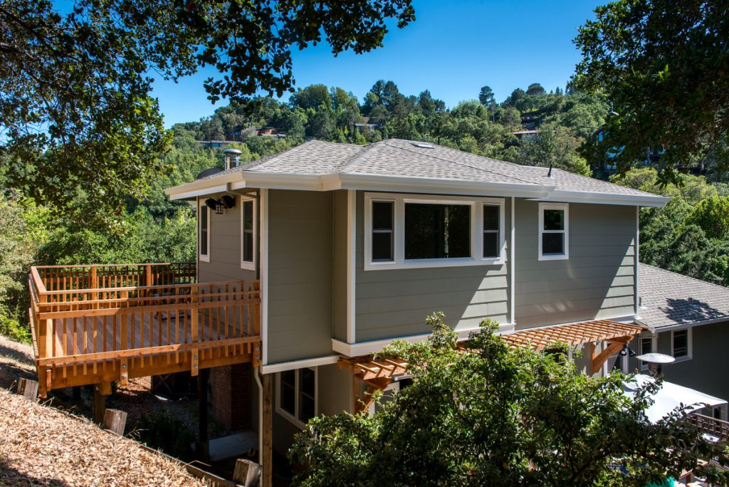 2nd Story Addition - San Anselmo