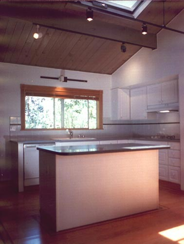 Remodeled kitchen in Fairfax