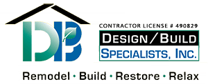 Design Build Specialists Mobile Logo