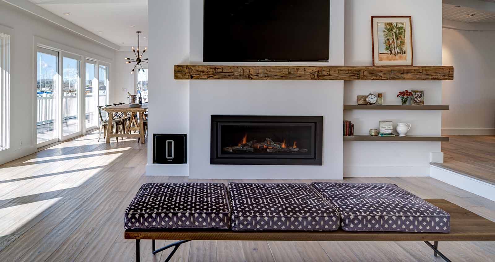 Design Build Specialists Fireplace